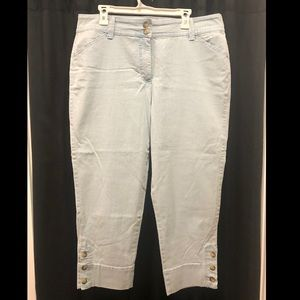 Charter Club Capri Pants Size 18